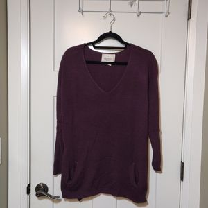 Urban Heritage Burgundy Sweater